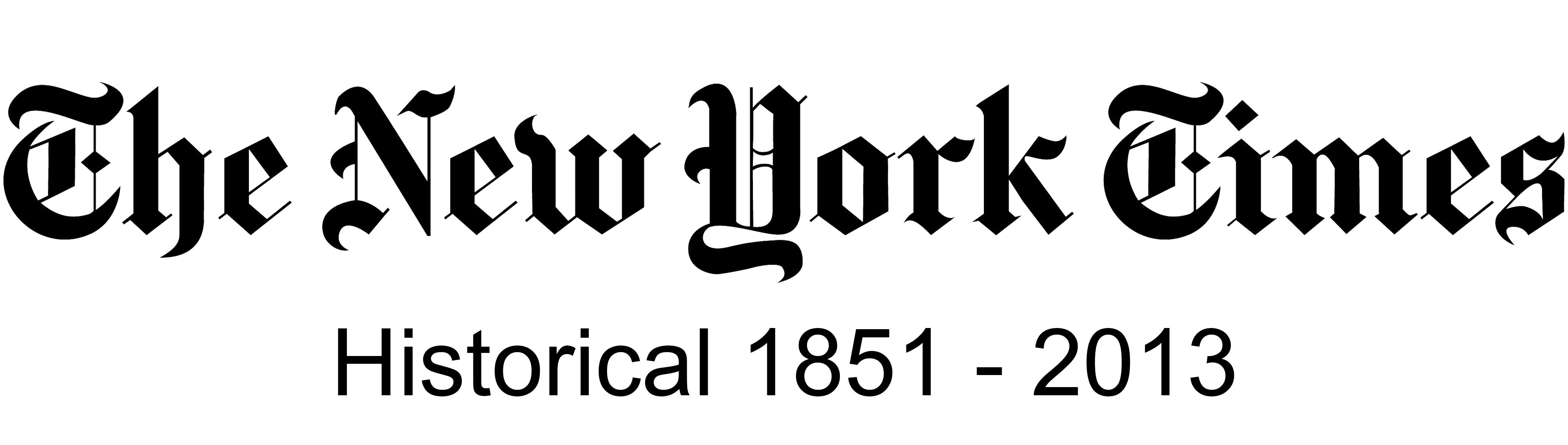 NYTLogo historical